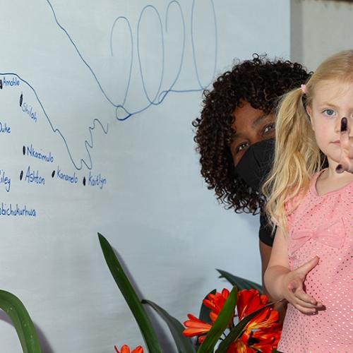 Preschool Signing Eagle Founders_ Week38