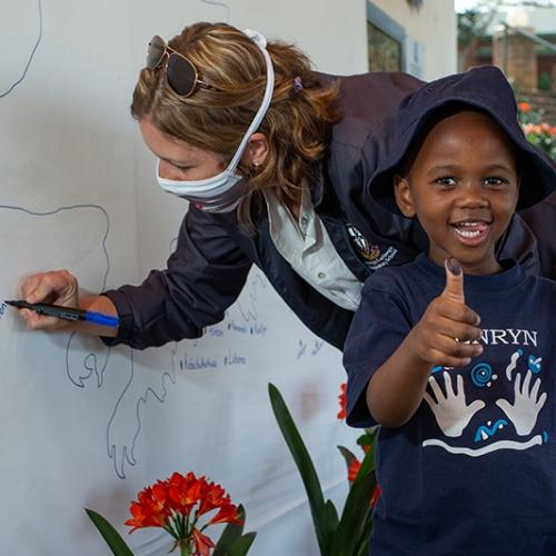 Preschool Signing Eagle Founders_ Week63