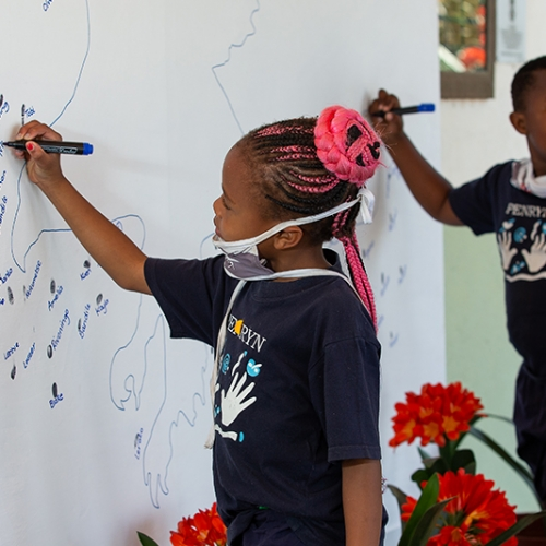 Preschool Signing Eagle Founders_ Week87